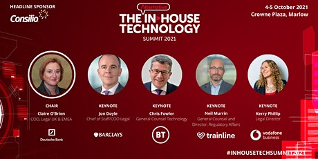 The Alternative In-House Technology Summit tickets