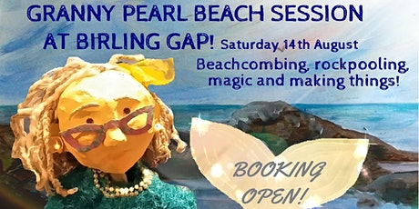 Granny Pearl Beach Session at Birling Gap! 1 CHILD TICKET tickets