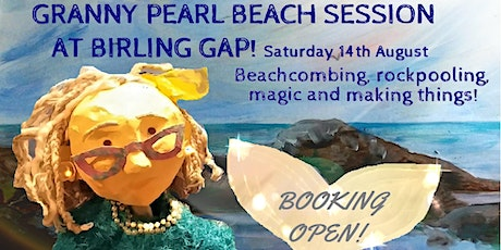 Granny Pearl Beach Session at Birling Gap 1 CHILD + 1 SIBLING TICKET tickets
