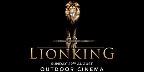 The Lion King - Outdoor Cinema tickets