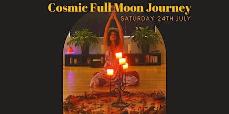 Cosmic Full Moon Journey tickets