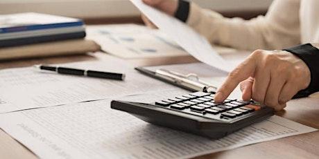 Bookkeeping Training with Padraig Considine tickets
