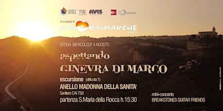 ASPETTANDO GINEVRA DI MARCO - ESCURSIONE  - 4 Agosto - dalle ore 15.15 biglietti