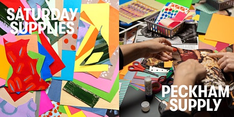 Saturday Supplies: Collage Workshop With Collage Club tickets