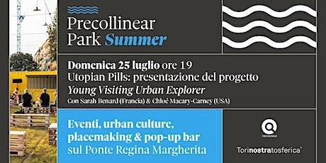 Precollinear Park Summer - Utopian Pills — 25 luglio biglietti