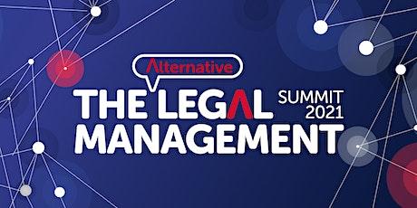 The Alternative Legal Management Summit tickets