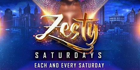 Zesty Saturdays tickets