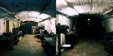 New Brighton Secret WW2 Tunnels Ghost Hunt tickets