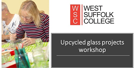 Upcycled Glass Projects tickets