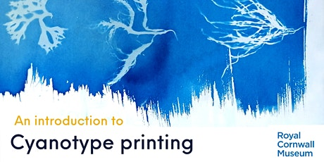 Introduction to Cyanotype printing tickets