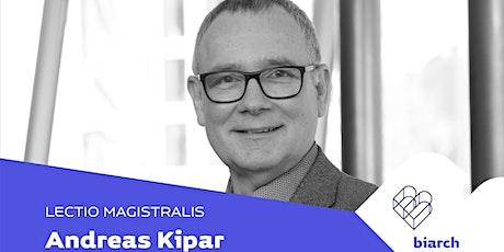 Andreas Kipar biglietti