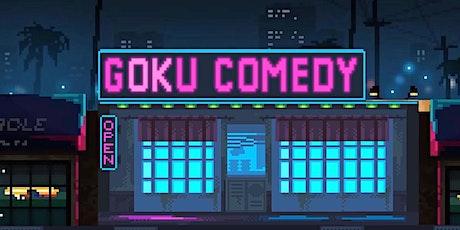 Goku Comedy  - Session 3 billets