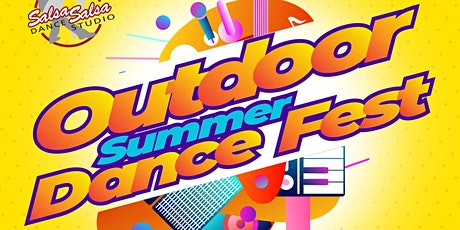 Outdoor Dance Fest tickets