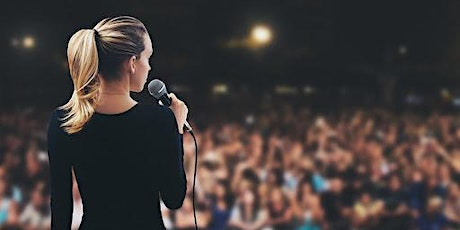 Speaking to the Room: A Refresher Course on Public Speaking tickets