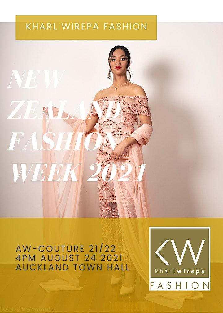 New Zealand Fashion Week - Kharl WiRepa Show image