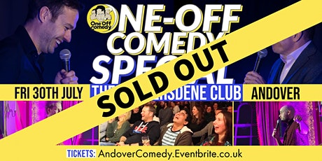 Super Funny Comedy Special @ The Wolversdene Club - Andover! tickets