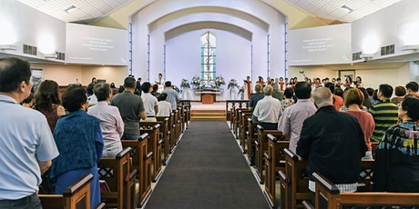 8.30am Traditional Service - Sanctuary (50 pax) tickets