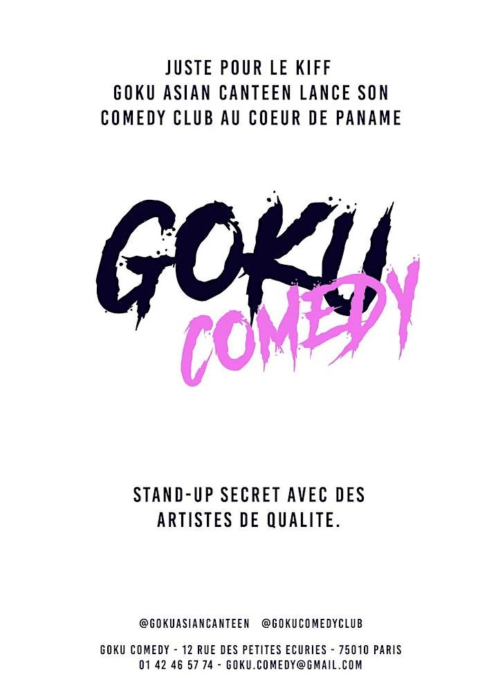 Image pour Goku Comedy  - Session 4