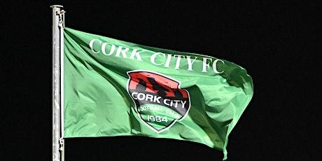 Cork City FC v UCD AFC tickets