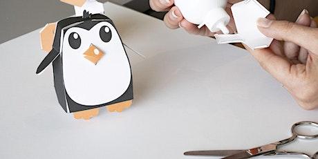 Workshop di Paper Puppets biglietti