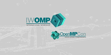 IWOMP and OpenMPCon 2021: VIRTUAL tickets