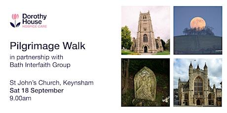 Keynsham to Bath Abbey Pilgrimage 2021 tickets
