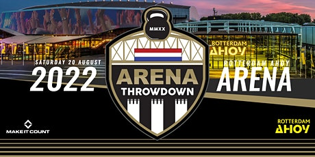 Arena Throwdown 2022 tickets