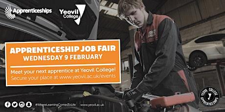 Yeovil College Apprenticeship Job Fair 2022 tickets