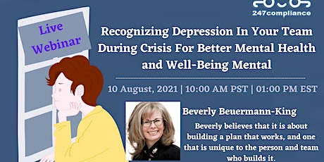 Recognizing Depression In Your Team During Crisis For Better Mental Health tickets