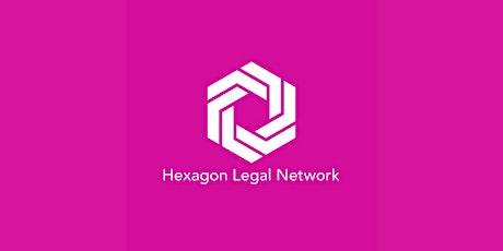 Hexagon Legal Network - 25 August 2021 tickets
