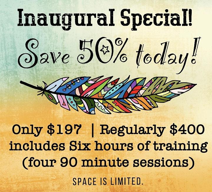 Humanitarian Clown Healing 101  (4) 90 minute workshops image