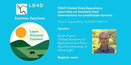 FEAST Global Data Repository: livestock feed interventions for smallholders tickets