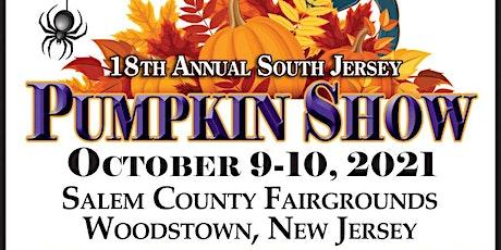 South Jersey Pumpkin Show tickets