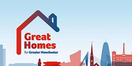 GH4GM Welcome to Manchester Reception @ CIH Housing 2021 tickets