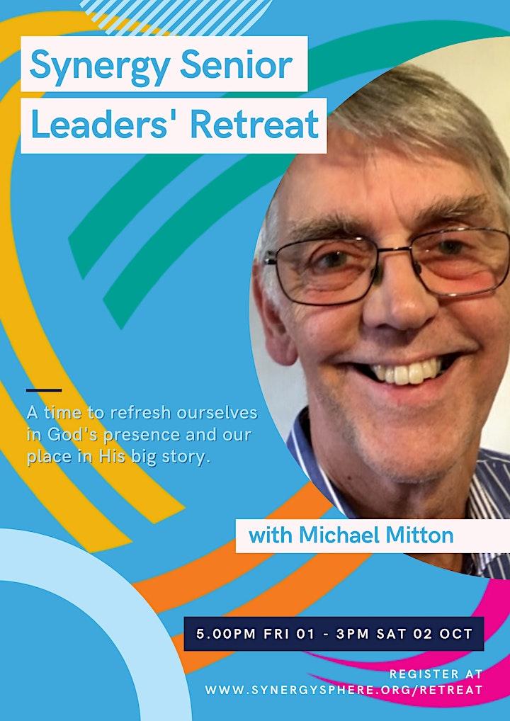 Senior Leaders' Retreat image