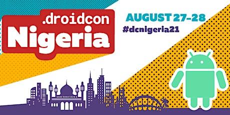 droidcon Nigeria 2021 tickets