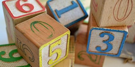 Online: Maths Year 1 Teacher Workshops tickets