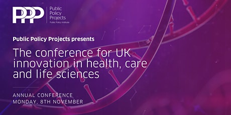 PPP presents the conference for health care and life sciences tickets