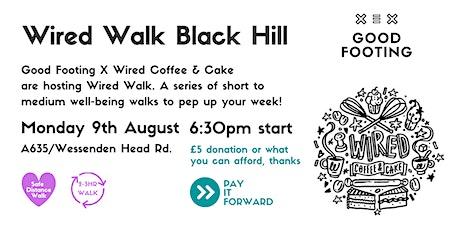 Wired Walk - Black Hill, Holmfirth tickets