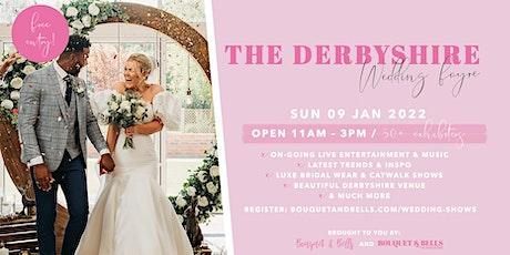The Derbyshire Wedding Fayre at Heathland Grove tickets