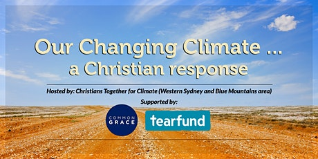 Our Changing Climate ... a Christian response tickets