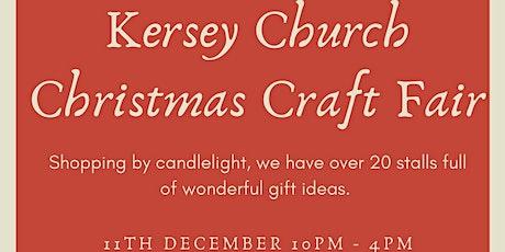 Kersey Christmas Fair stallholders tickets tickets