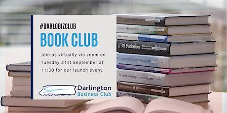 #DarloBizClub launch a book club! tickets