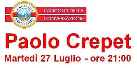 Incontro con  Paolo Crepet biglietti
