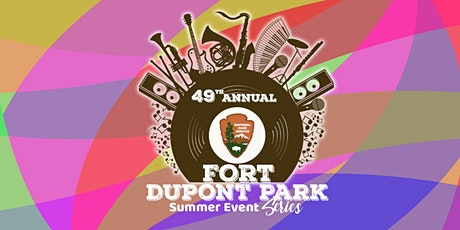 Fort Dupont Park Event Series: GO-GO w/ Sirius Company and JoGo Project tickets