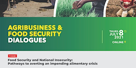 Agribusiness & Food Security Dialogues tickets