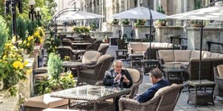 Aldgate Fish and Chips Lunch on the Terrace tickets