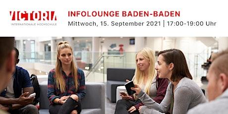 VICTORIA InfoLounge Baden-Baden Tickets