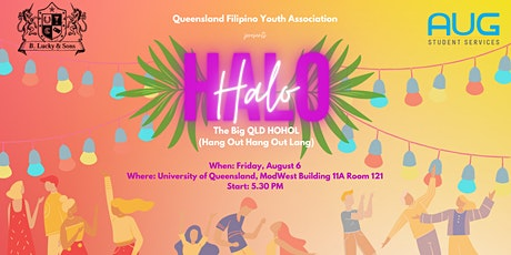 Halo-Halo 2021: The Big QLD Hang Out tickets