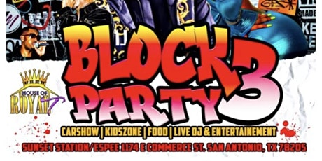 Block Party 3 Labor Day Edition tickets